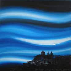 Mdina blue