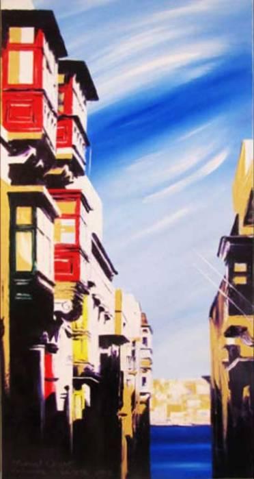 street-valletta